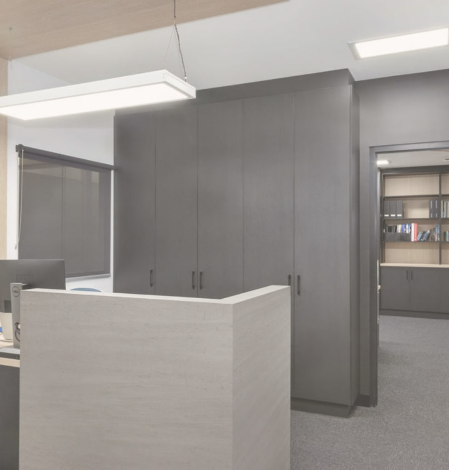 Zarif Design Group Commercial Projects Interior